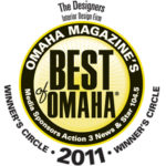The Designers Best of Omaha Award 2011