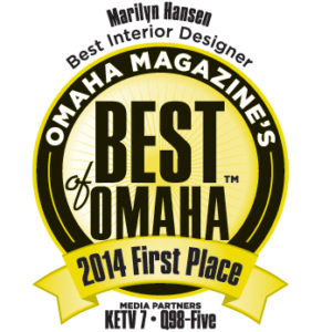 Best of Omaha | Best Interior Designer | Marilyn Hansen | The Designers