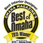 Best of Omaha Winner 2015 | Marilyn Hansen Best Interior Designer | The Designers