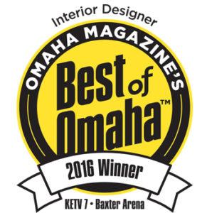 Best of Omaha Winner | Best Interior Designer Marilyn Hansen 2016