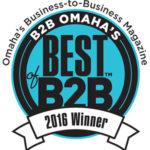 Best of Omaha 2016 B2B | Best Interior Designer Marilyn Hansen | The Designers